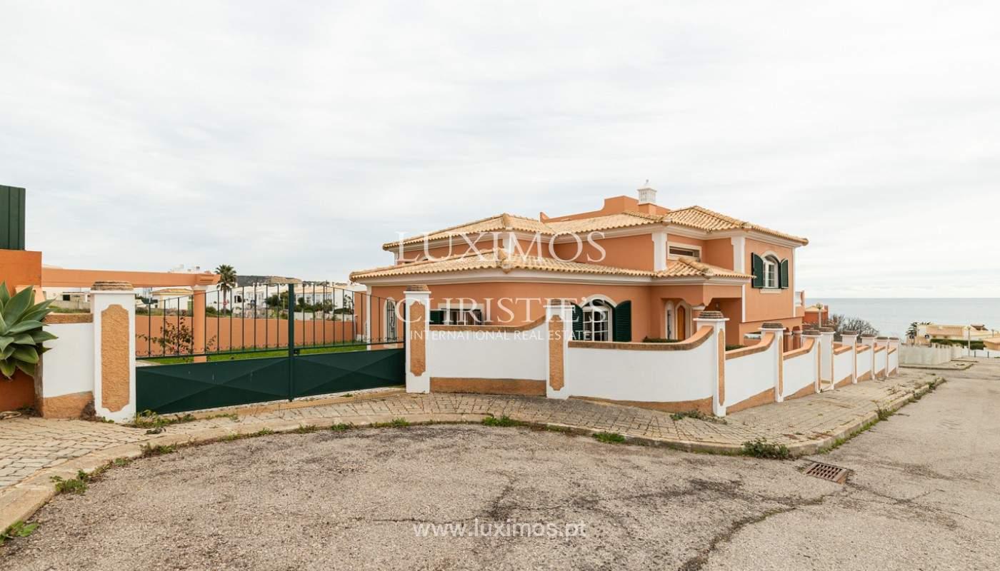 Villa with 3 Bedrooms, with sea view, Praia da Luz, Lagos, Algarve_159670