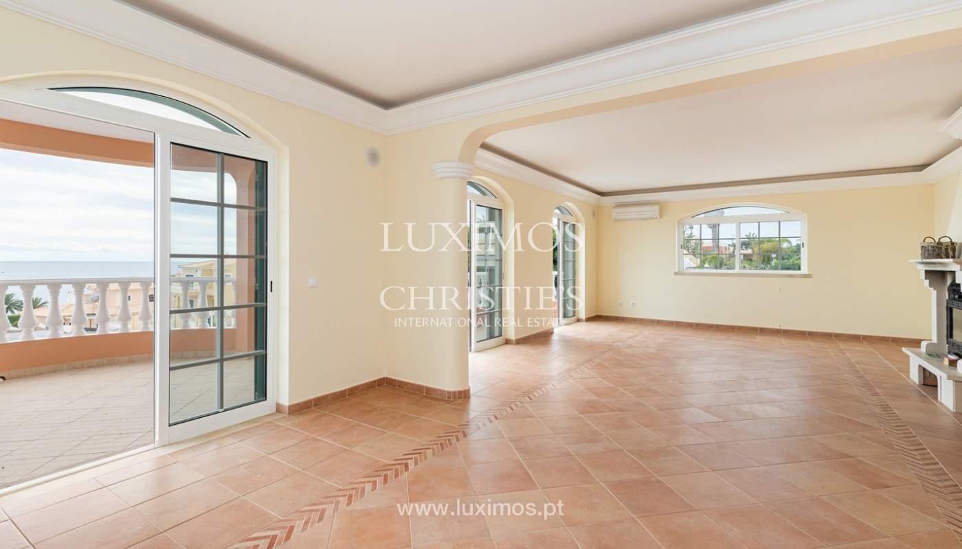 Villa with 3 Bedrooms, with sea view, Praia da Luz, Lagos, Algarve_159671