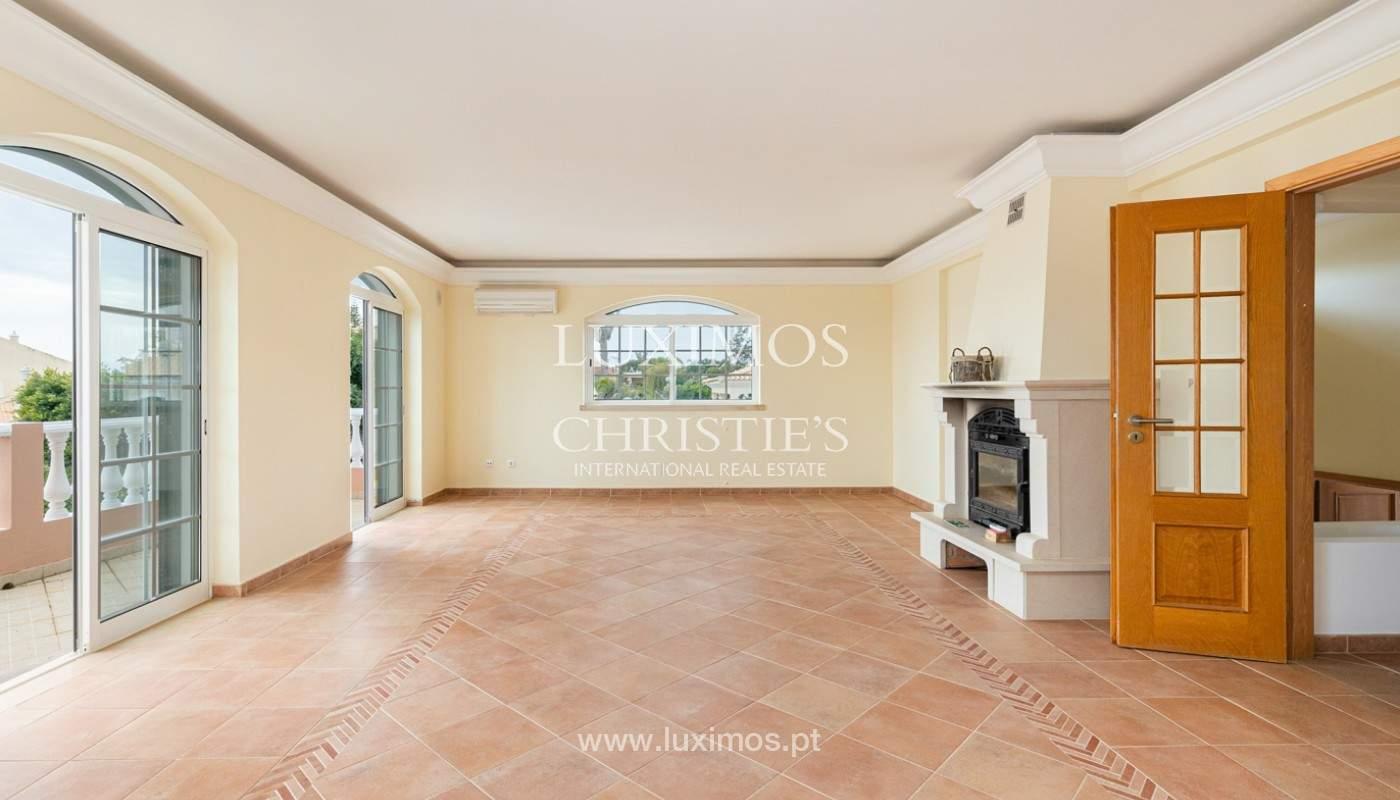 Villa with 3 Bedrooms, with sea view, Praia da Luz, Lagos, Algarve_159673