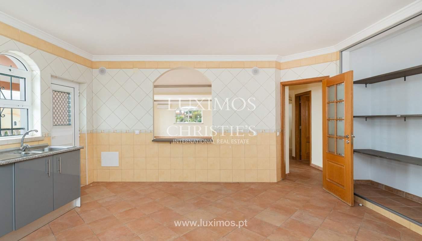 Villa with 3 Bedrooms, with sea view, Praia da Luz, Lagos, Algarve_159676