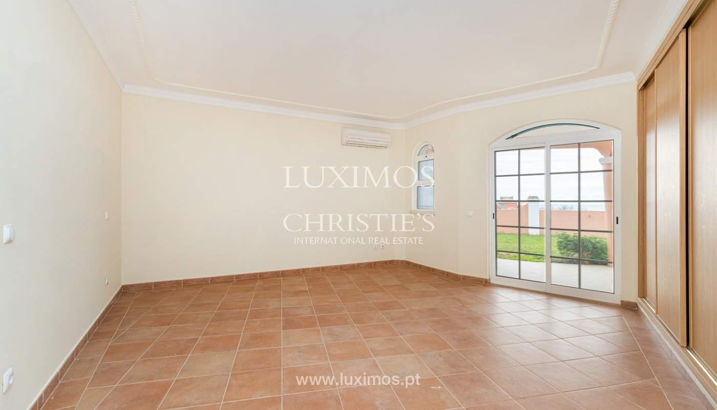 Villa with 3 Bedrooms, with sea view, Praia da Luz, Lagos, Algarve_159677