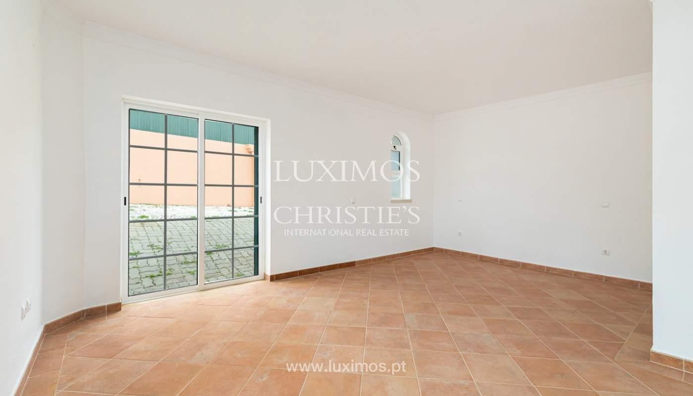 Casa de 3 habitaciones, con vista al mar, Praia da Luz, Lagos, Algarve_159680