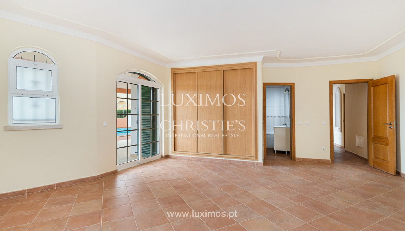 Casa de 3 habitaciones, con vista al mar, Praia da Luz, Lagos, Algarve_159682