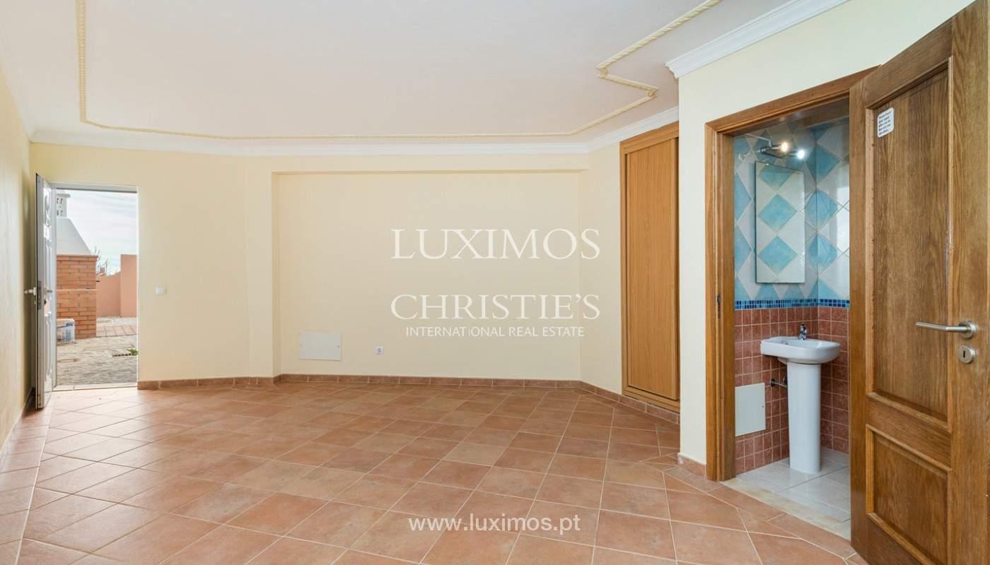 Villa with 3 Bedrooms, with sea view, Praia da Luz, Lagos, Algarve_159685