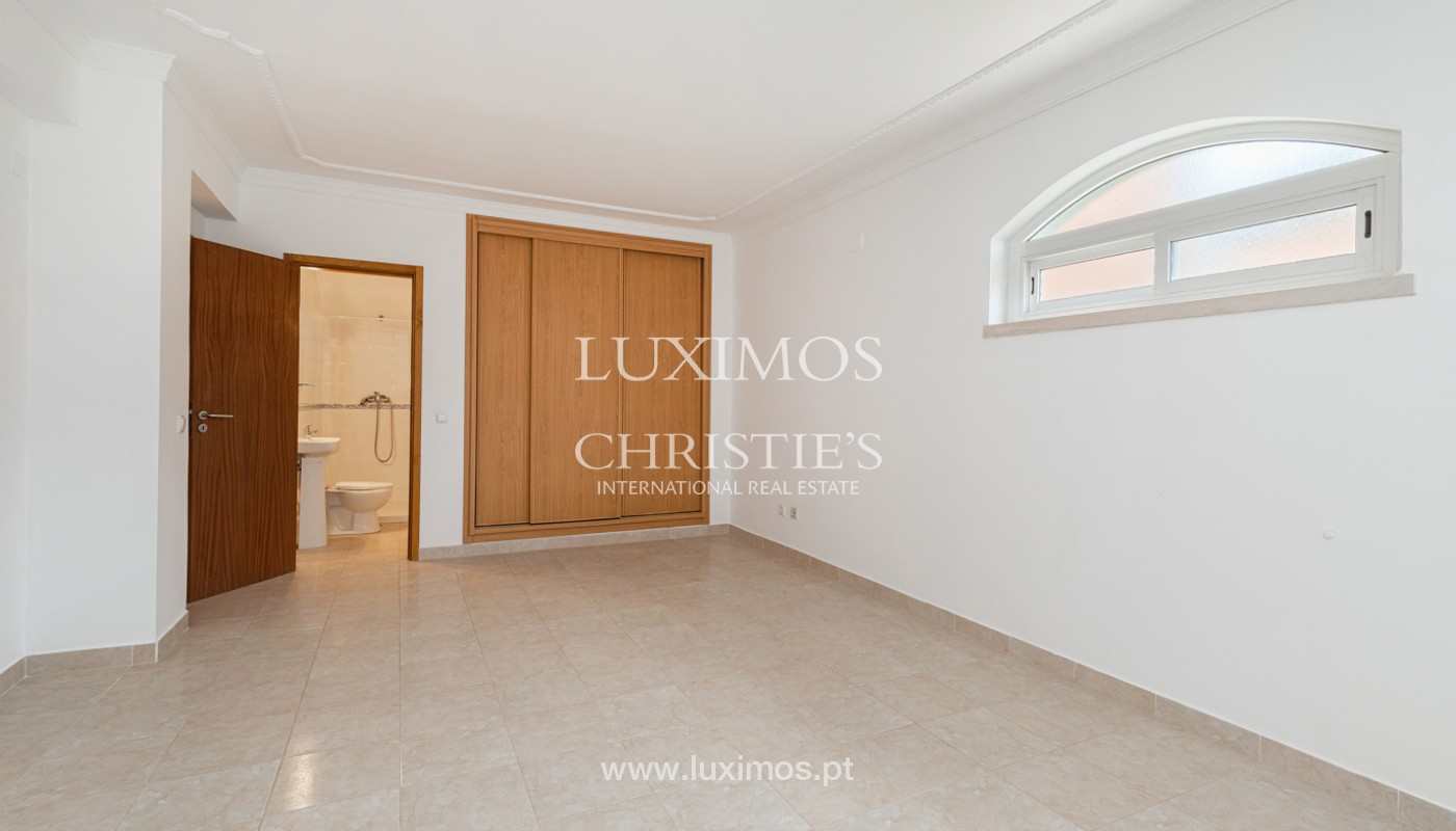 Casa de 3 habitaciones, con vista al mar, Praia da Luz, Lagos, Algarve_159687
