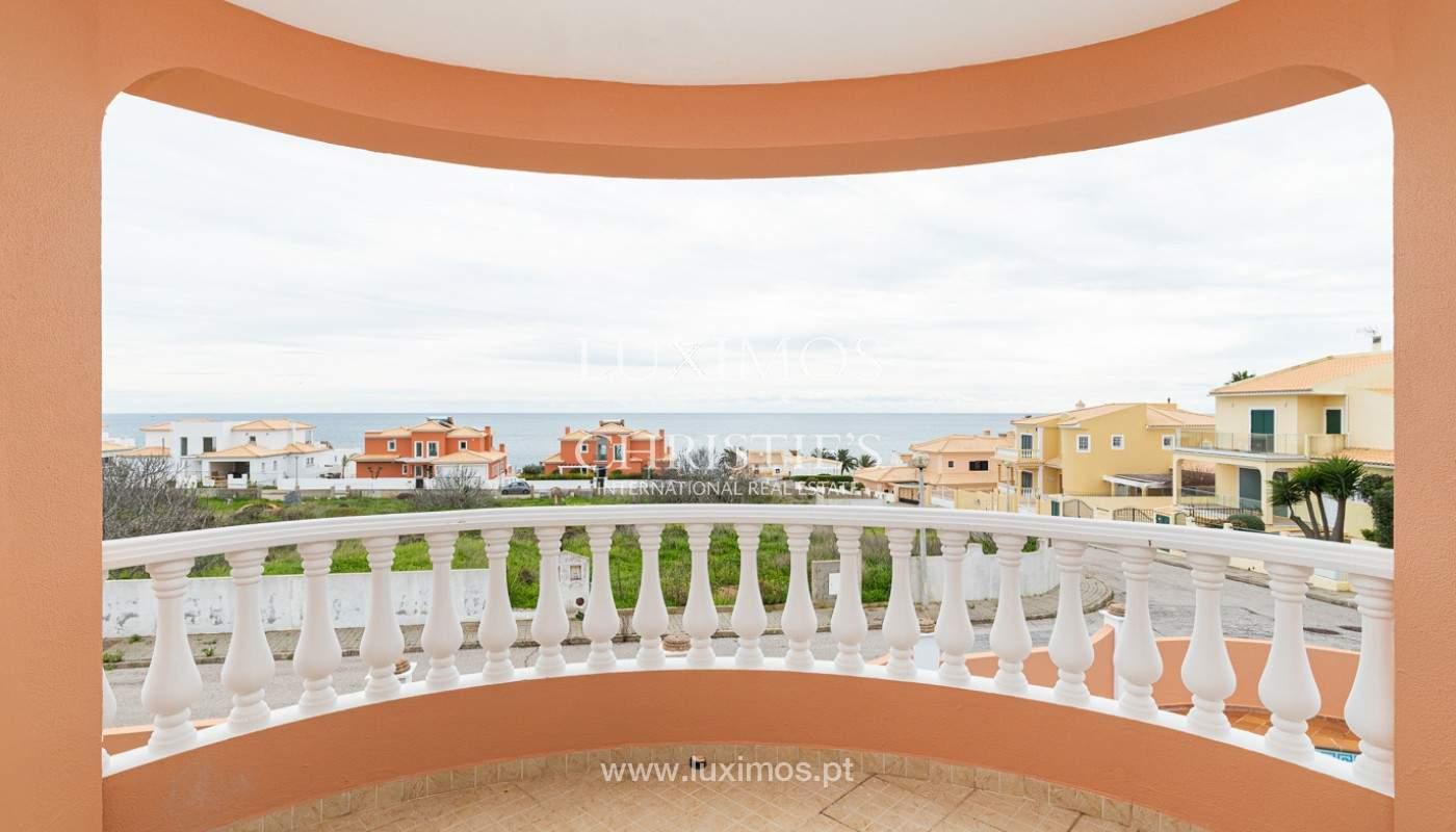 Casa de 3 habitaciones, con vista al mar, Praia da Luz, Lagos, Algarve_159690