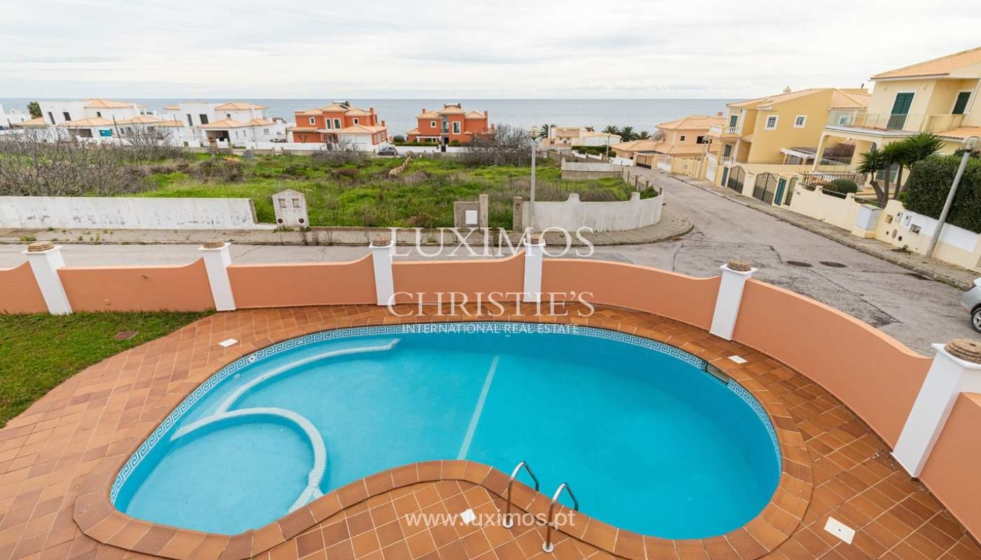 Casa de 3 habitaciones, con vista al mar, Praia da Luz, Lagos, Algarve_159692