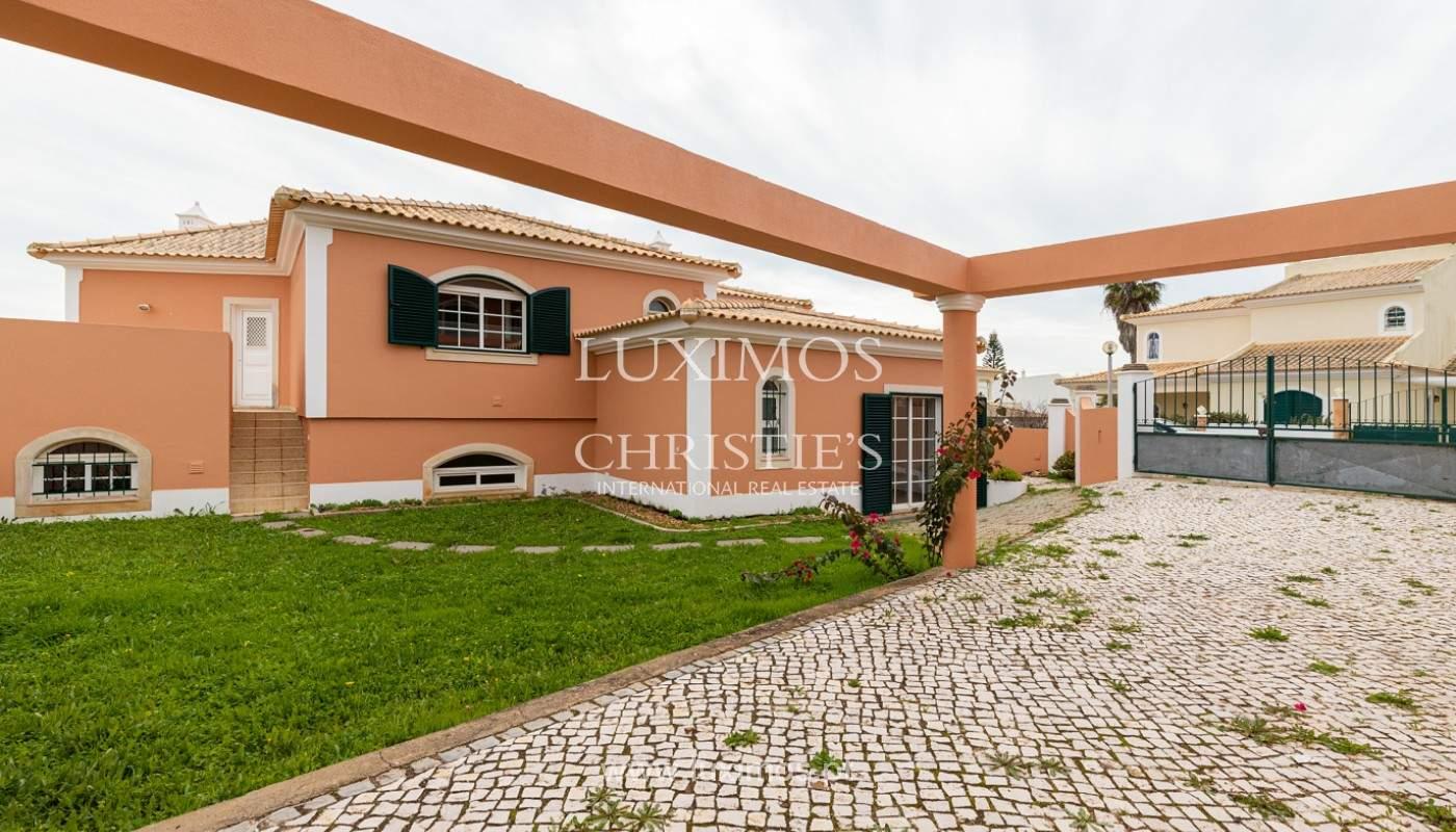 Villa with 3 Bedrooms, with sea view, Praia da Luz, Lagos, Algarve_159693