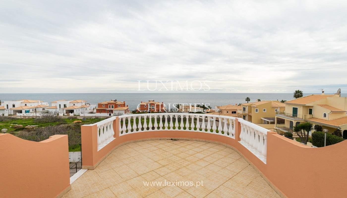 Casa de 3 habitaciones, con vista al mar, Praia da Luz, Lagos, Algarve_159694