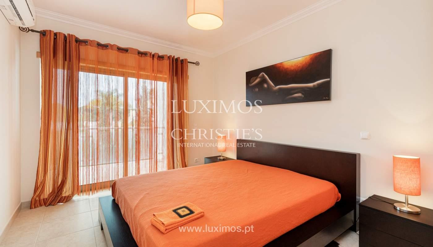 Moradia geminada V3, condomínio fechado, Albufeira, Algarve_159951