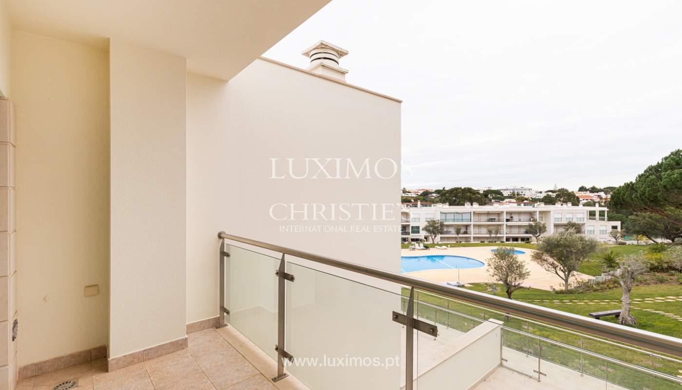 Moradia geminada V3, condomínio fechado, Albufeira, Algarve_159964
