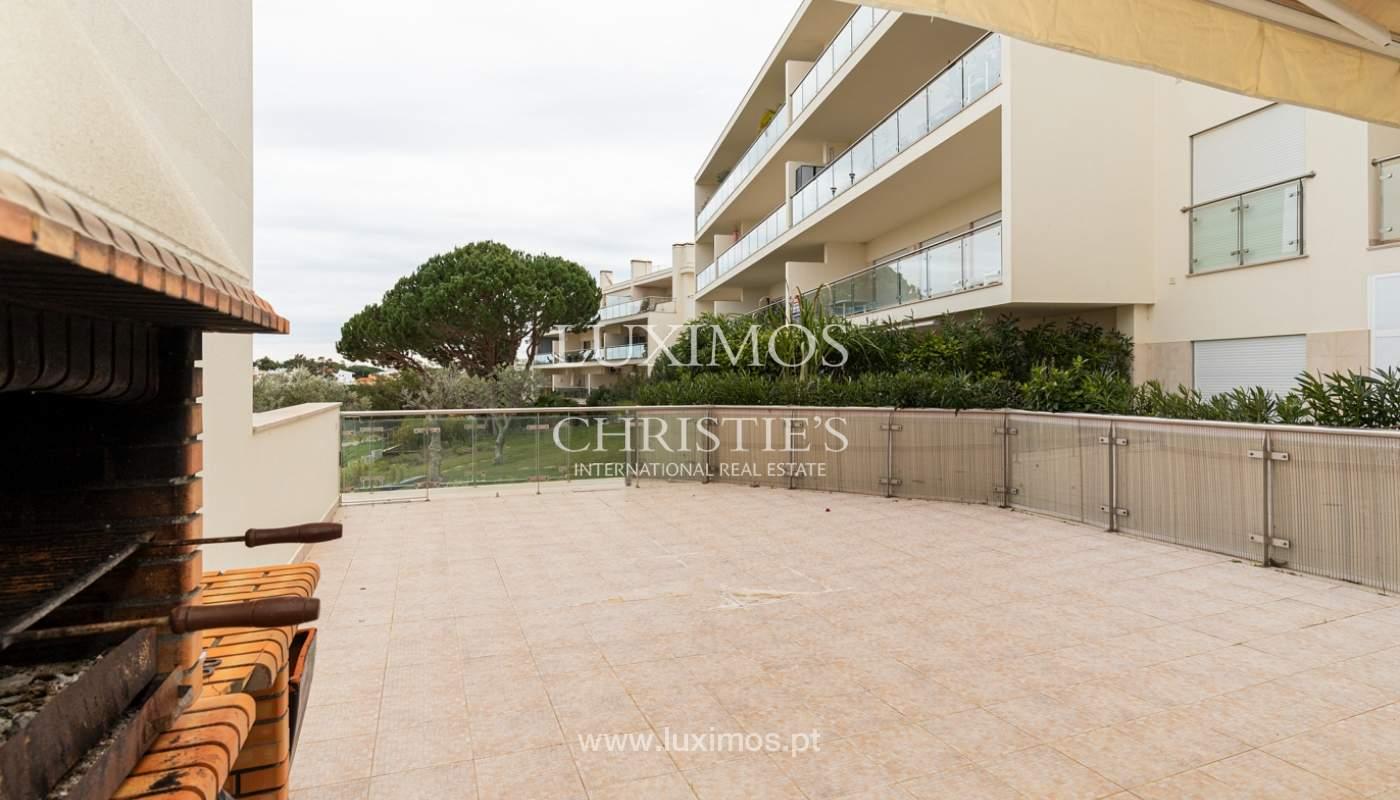 Moradia geminada V3, condomínio fechado, Albufeira, Algarve_159966