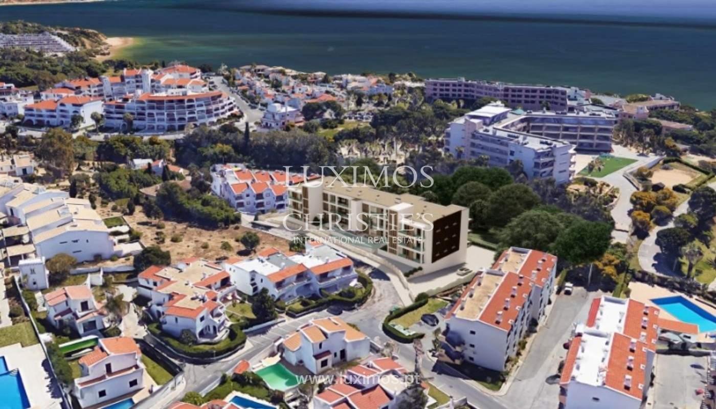 2-Schlafzimmer-Wohnung, in Strandnähe, Albufeira, Algarve_160022