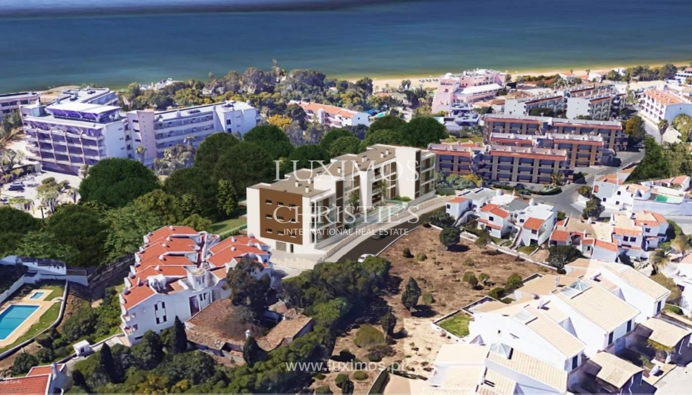 2-Schlafzimmer-Wohnung, in Strandnähe, Albufeira, Algarve_160024