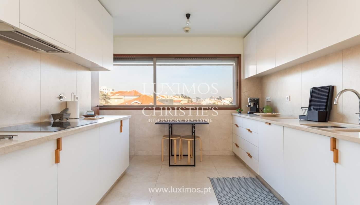 Luxuriöse Wohnung mit Balkon, zu verkaufen, in Ramalde, Porto, Portugal_160142