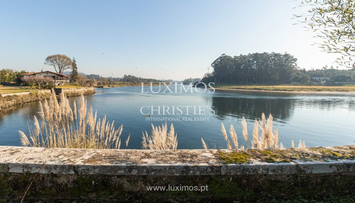 Propriedade com vistas rio, para venda, em Esposende_160287