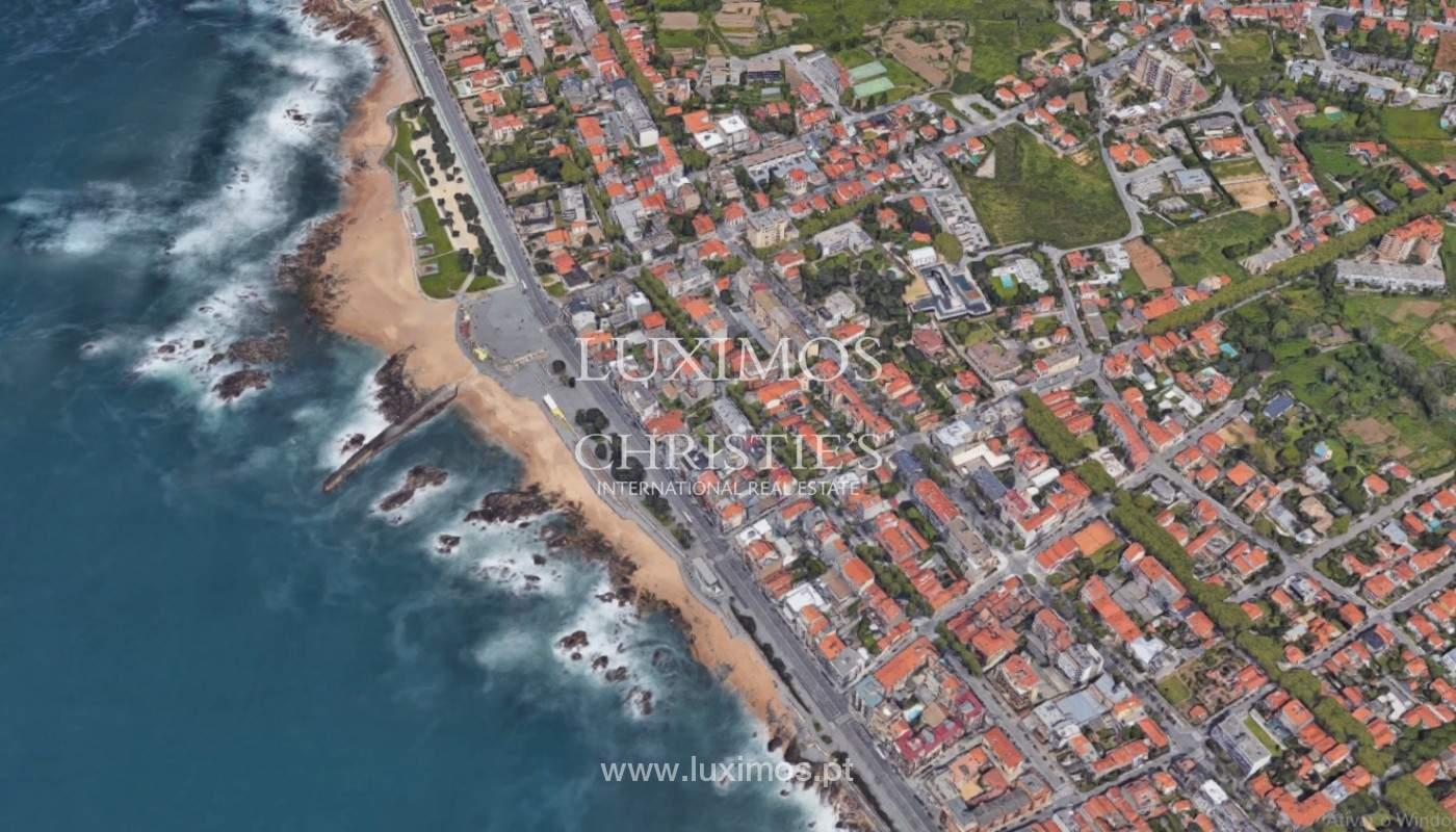 Verkauf von Wohnung nahe dem Meer und dem Strand von Foz Douro, Portugal_160369