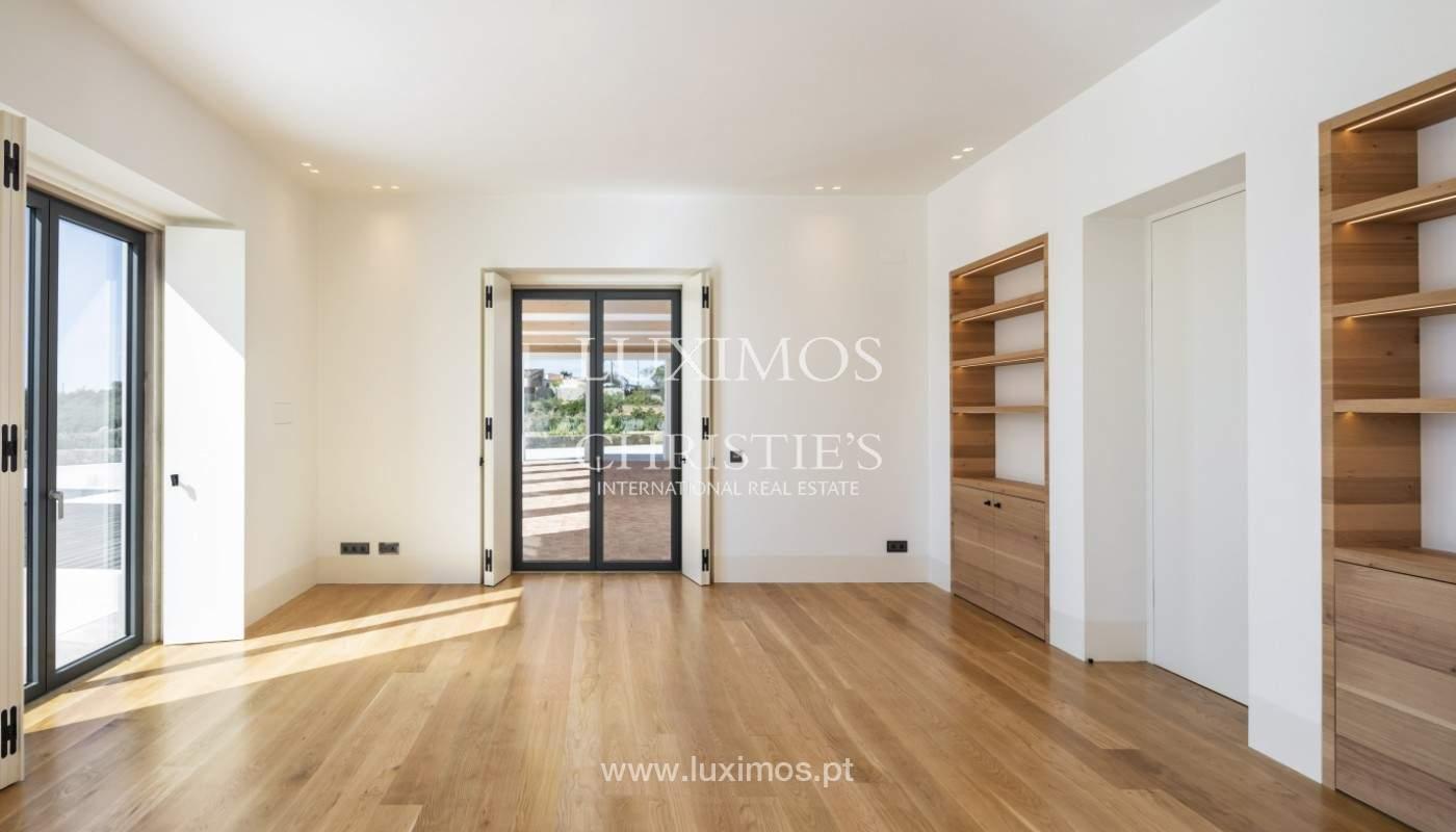 Villa moderne et luxueuse V7, avec piscines, vue sur la mer, Lagoa, Algarve_160395