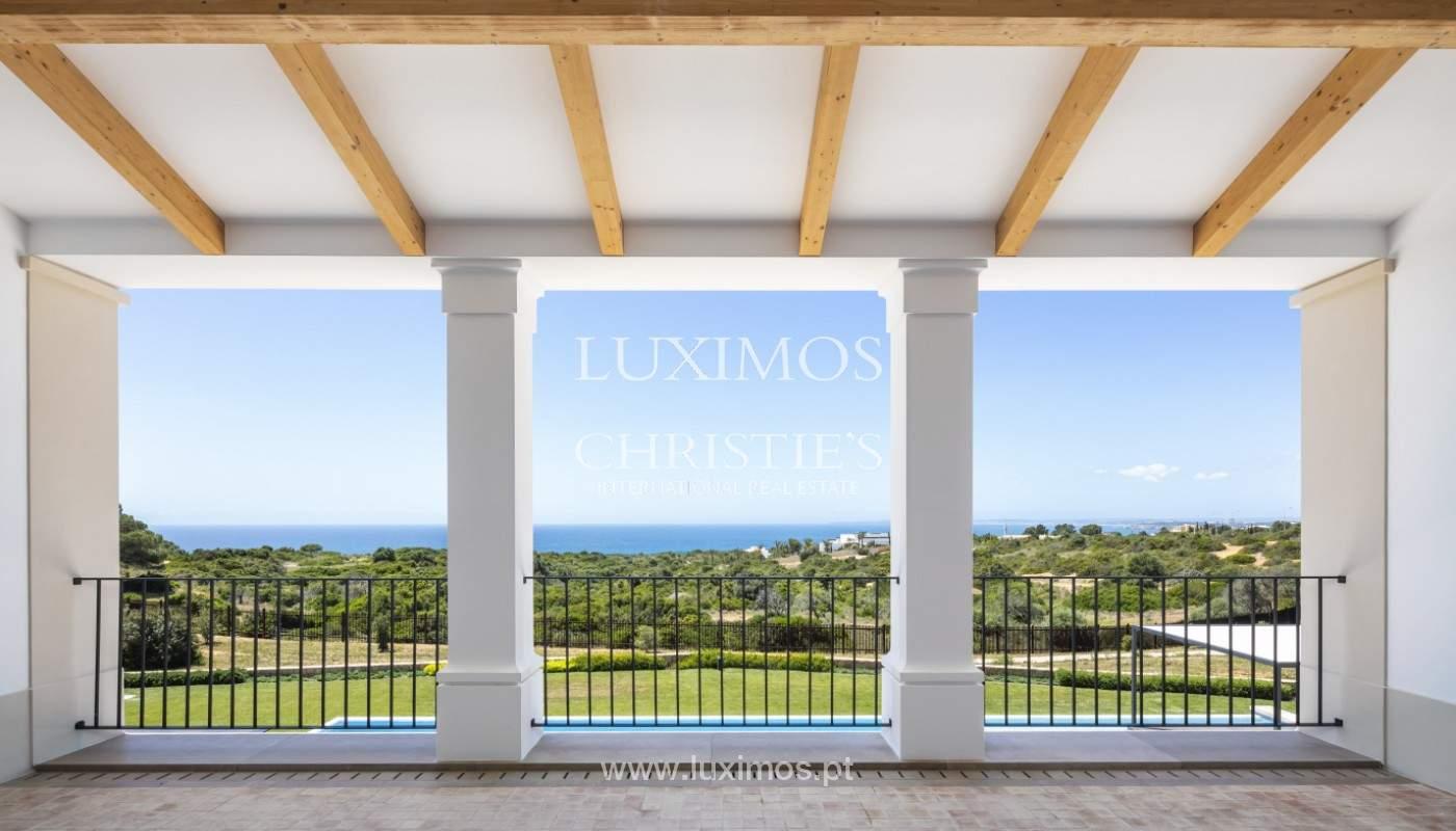 Villa moderne et luxueuse V7, avec piscines, vue sur la mer, Lagoa, Algarve_160407