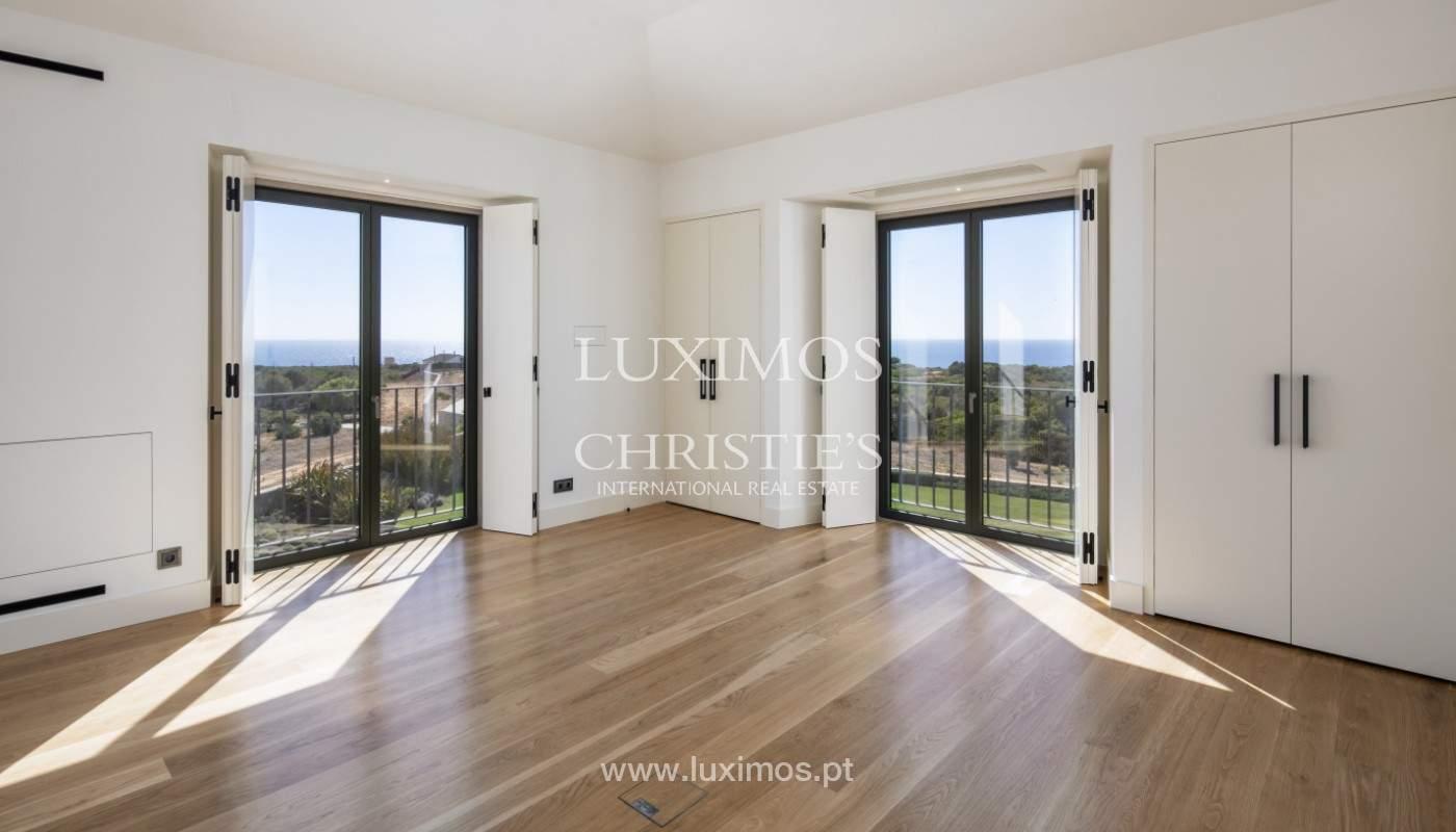 Villa moderne et luxueuse V7, avec piscines, vue sur la mer, Lagoa, Algarve_160415