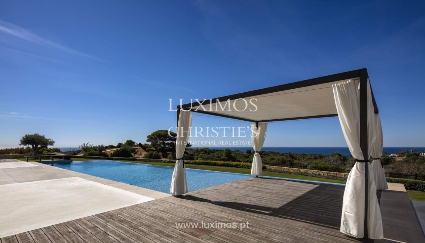 Villa moderne et luxueuse V7, avec piscines, vue sur la mer, Lagoa, Algarve_160422