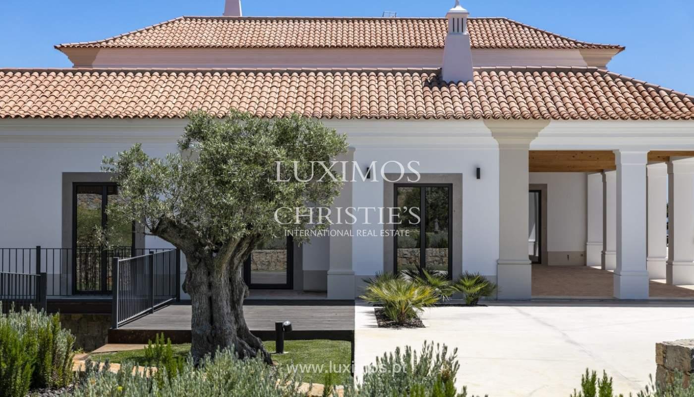Villa moderne et luxueuse V7, avec piscines, vue sur la mer, Lagoa, Algarve_160435