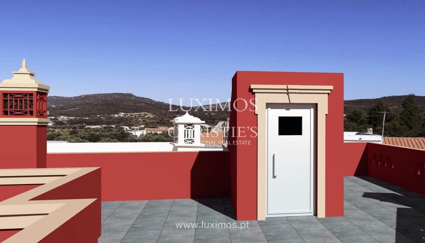 Nuevo apartamento de 2 dormitorios con terraza, Salir, Algarve_160641