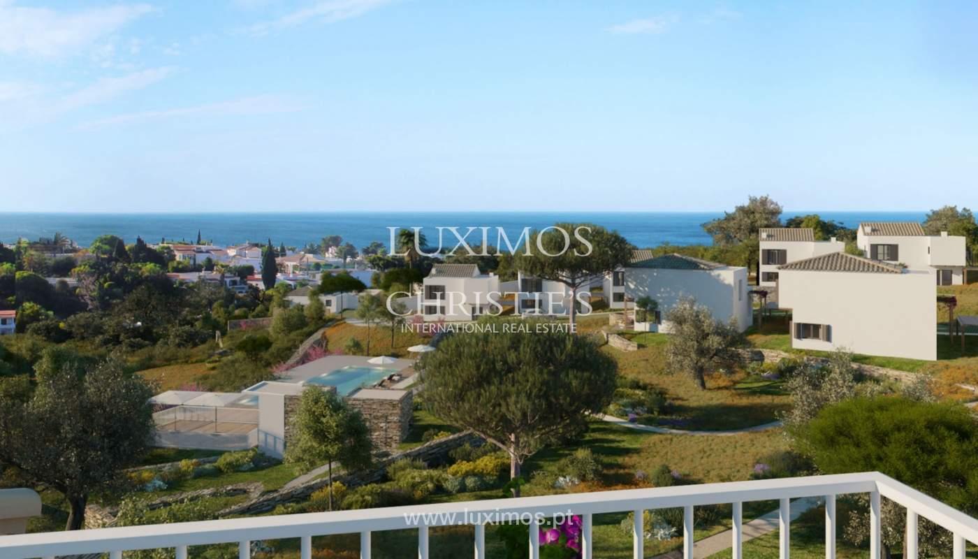 Moradia V3, em condomínio de luxo, Carvoeiro, Algarve_160786