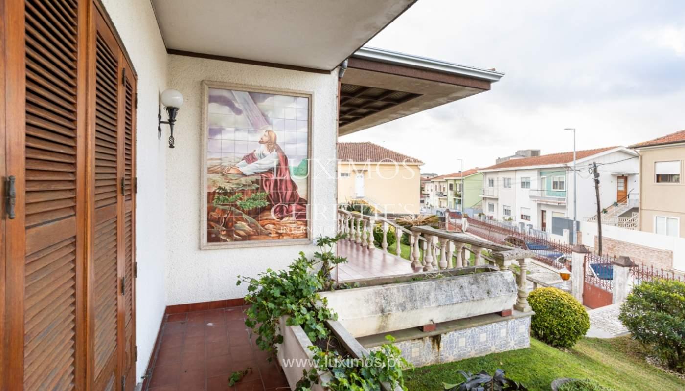 Villa avec jardin, à vendre, au Centro de Ermesinde, Valongo, Portugal_160850