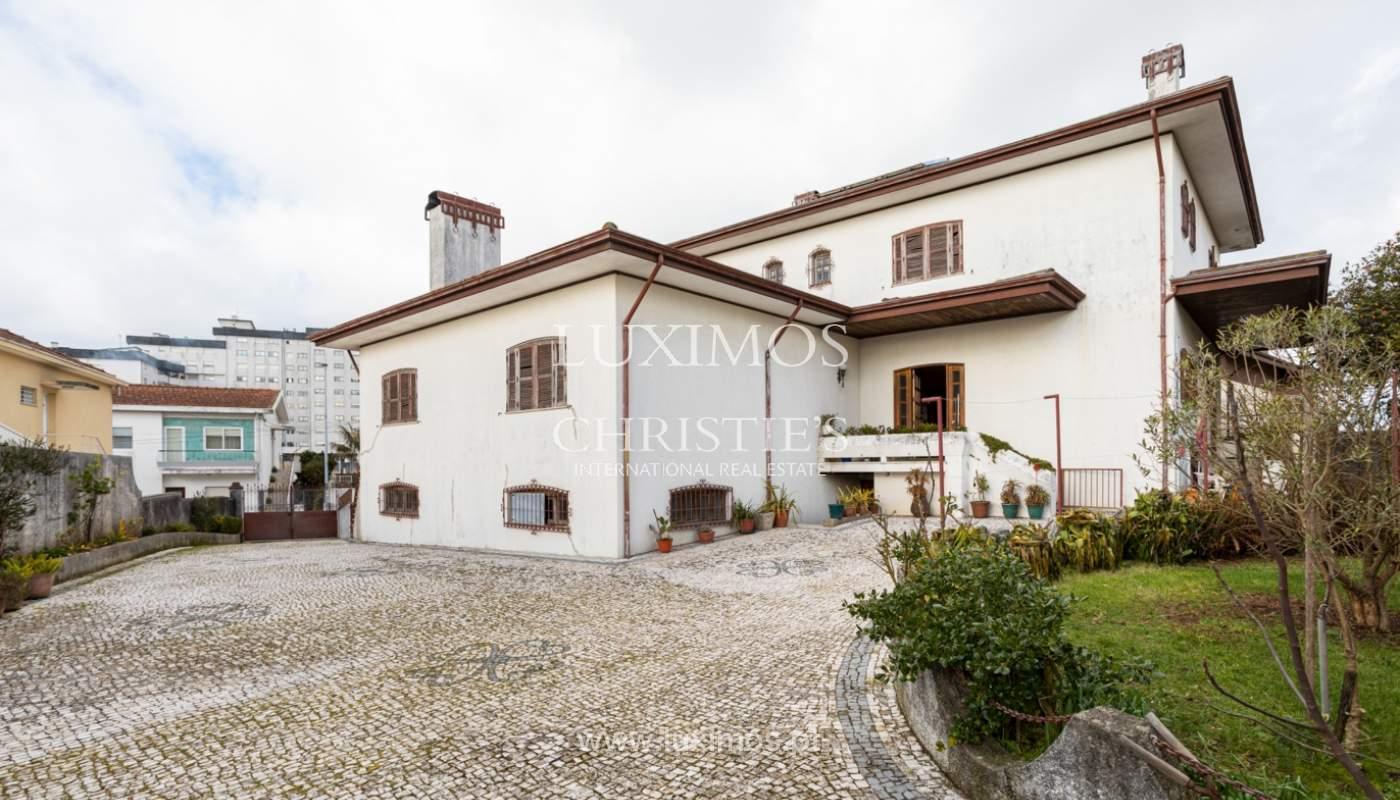 Villa avec jardin, à vendre, au Centro de Ermesinde, Valongo, Portugal_160851