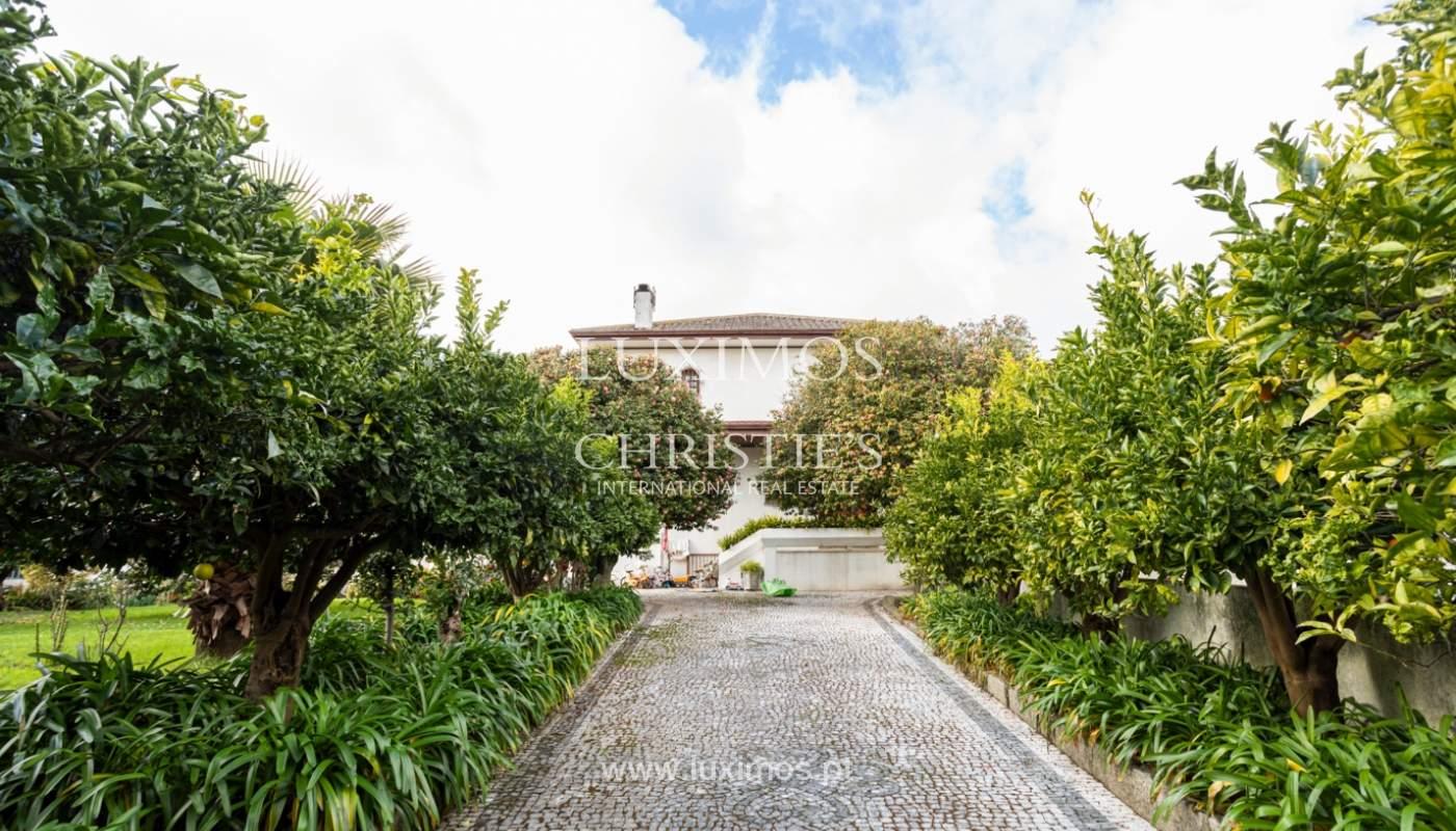 Villa avec jardin, à vendre, au Centro de Ermesinde, Valongo, Portugal_160855