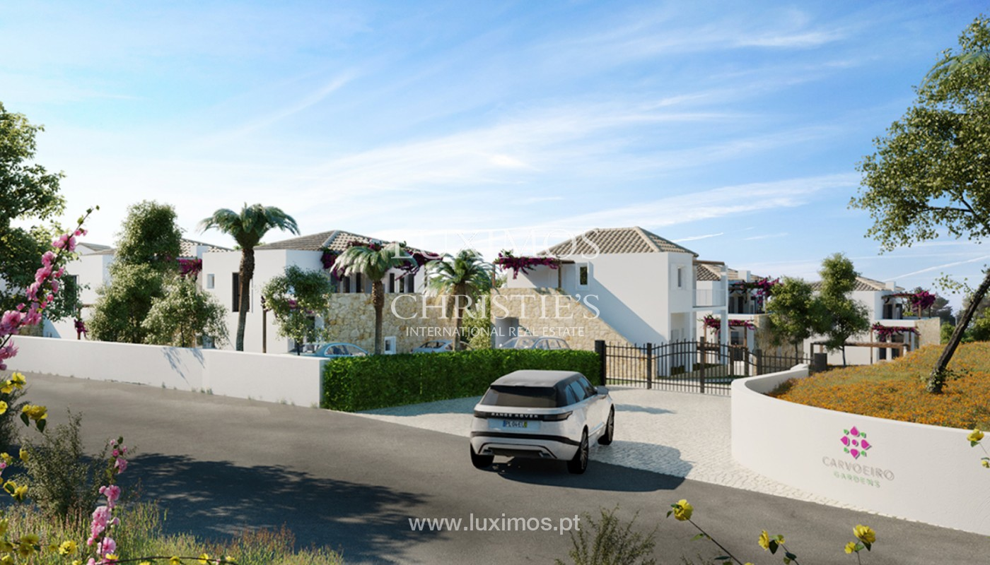3-Betten-Villa, in Luxus-Eigentumswohnung, Carvoeiro, Algarve_160868