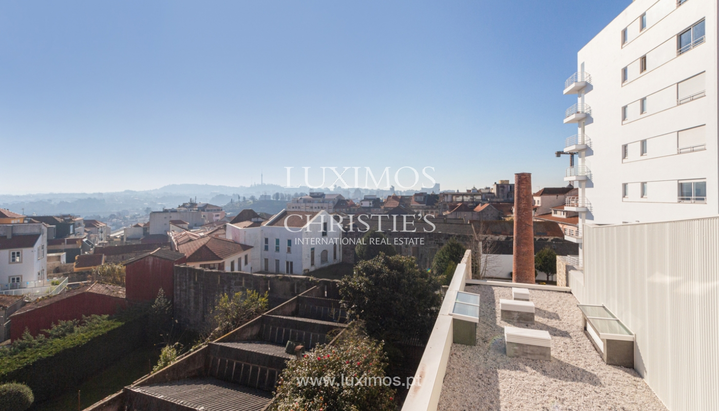 Neue Wohnung, zu verkaufen, im Zentrum von Porto, Portugal_161016