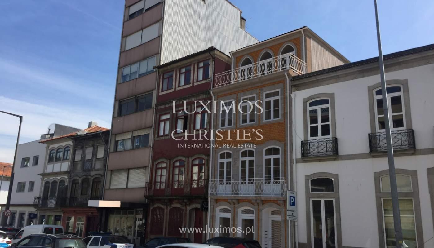 Neue Wohnung, zu verkaufen, im Zentrum von Porto, Portugal_161143