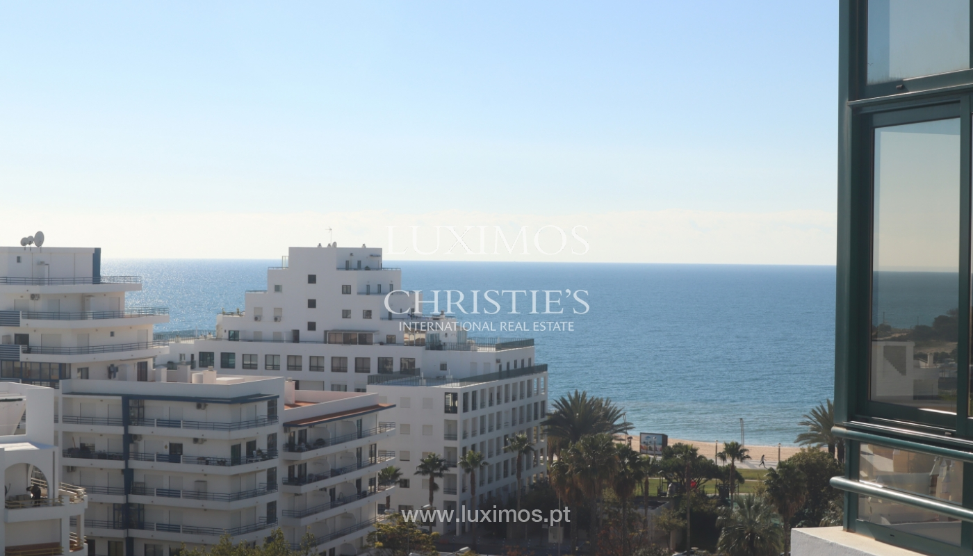 Apartment with 2 bedrooms and sea view, Quarteira, Algarve _161187