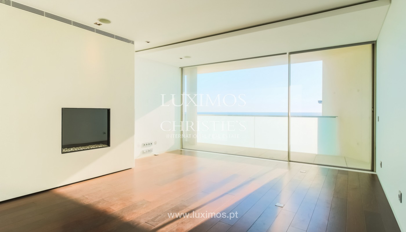 NEW LUXURY APARTMENT FOR SALE, PÓVOA VARZIM - WEST RIBAMAR BUILDING _161251