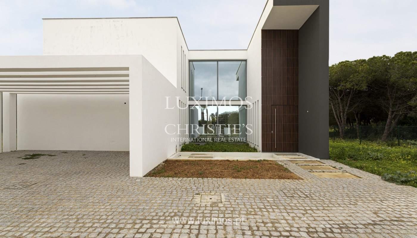 Venda de moradia de luxo moderna em Vilamoura, Algarve_161332