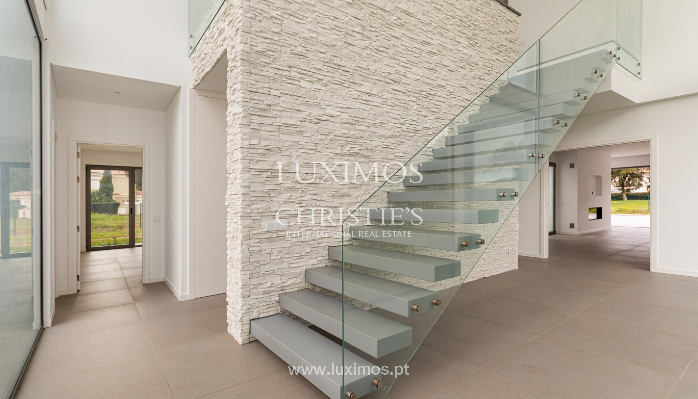 Venda de moradia de luxo moderna em Vilamoura, Algarve_161335