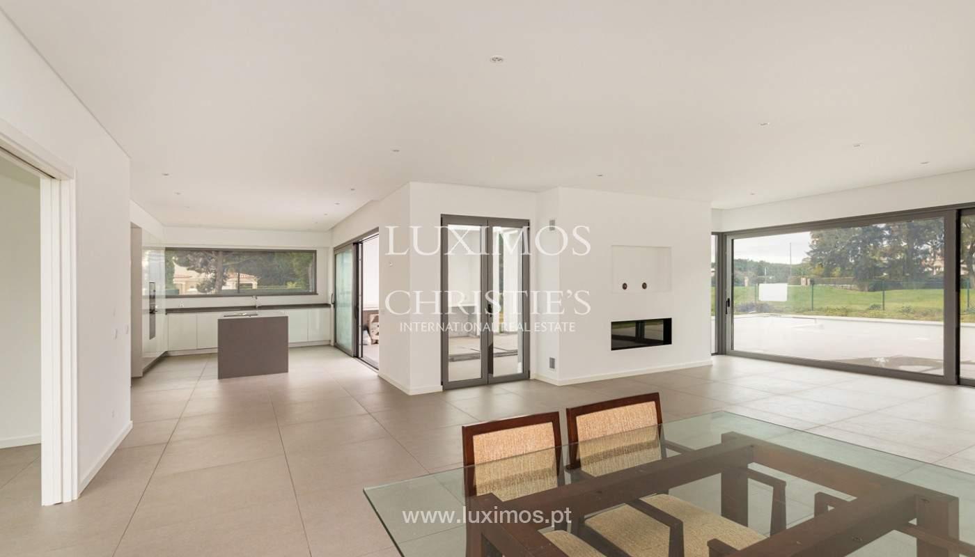 Venda de moradia de luxo moderna em Vilamoura, Algarve_161336