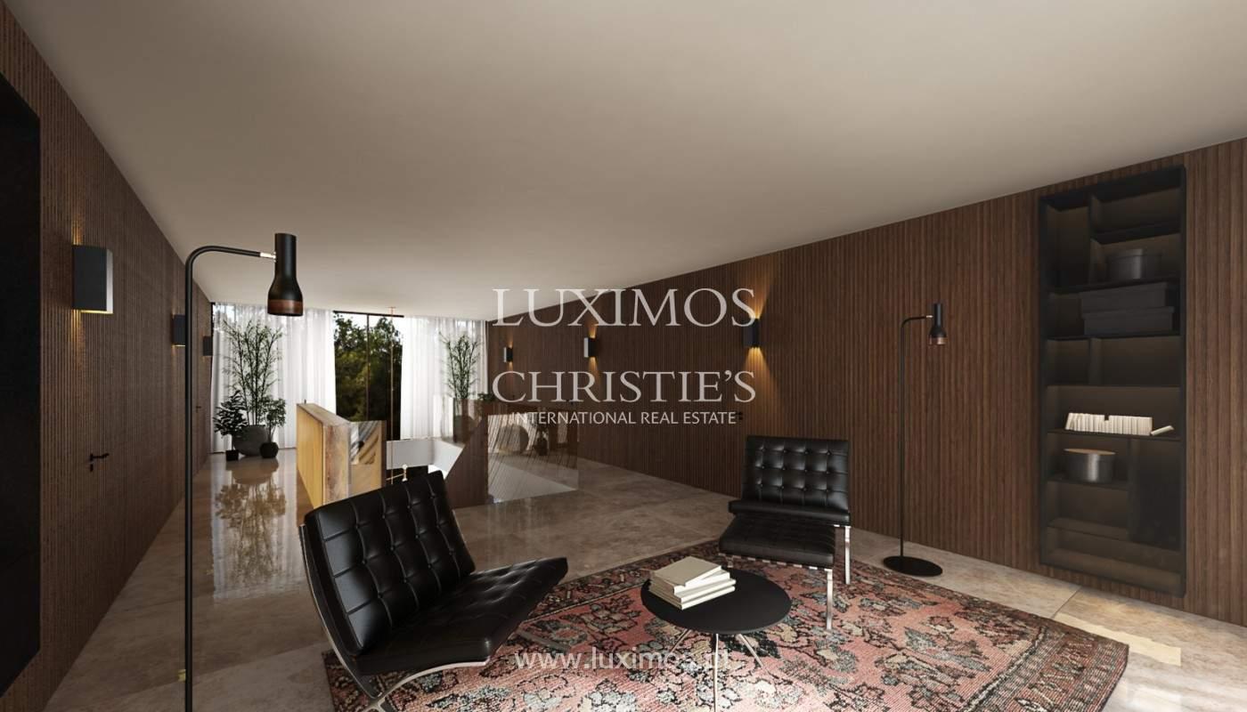 Moradia nova de luxo, com jardins e piscina, para venda, no Porto_161400