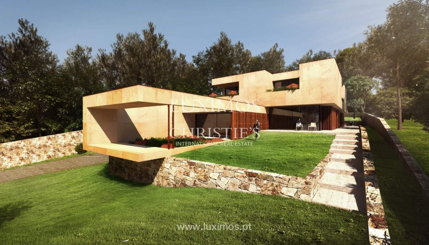 Moradia nova de luxo, com jardins e piscina, para venda, no Porto_161407