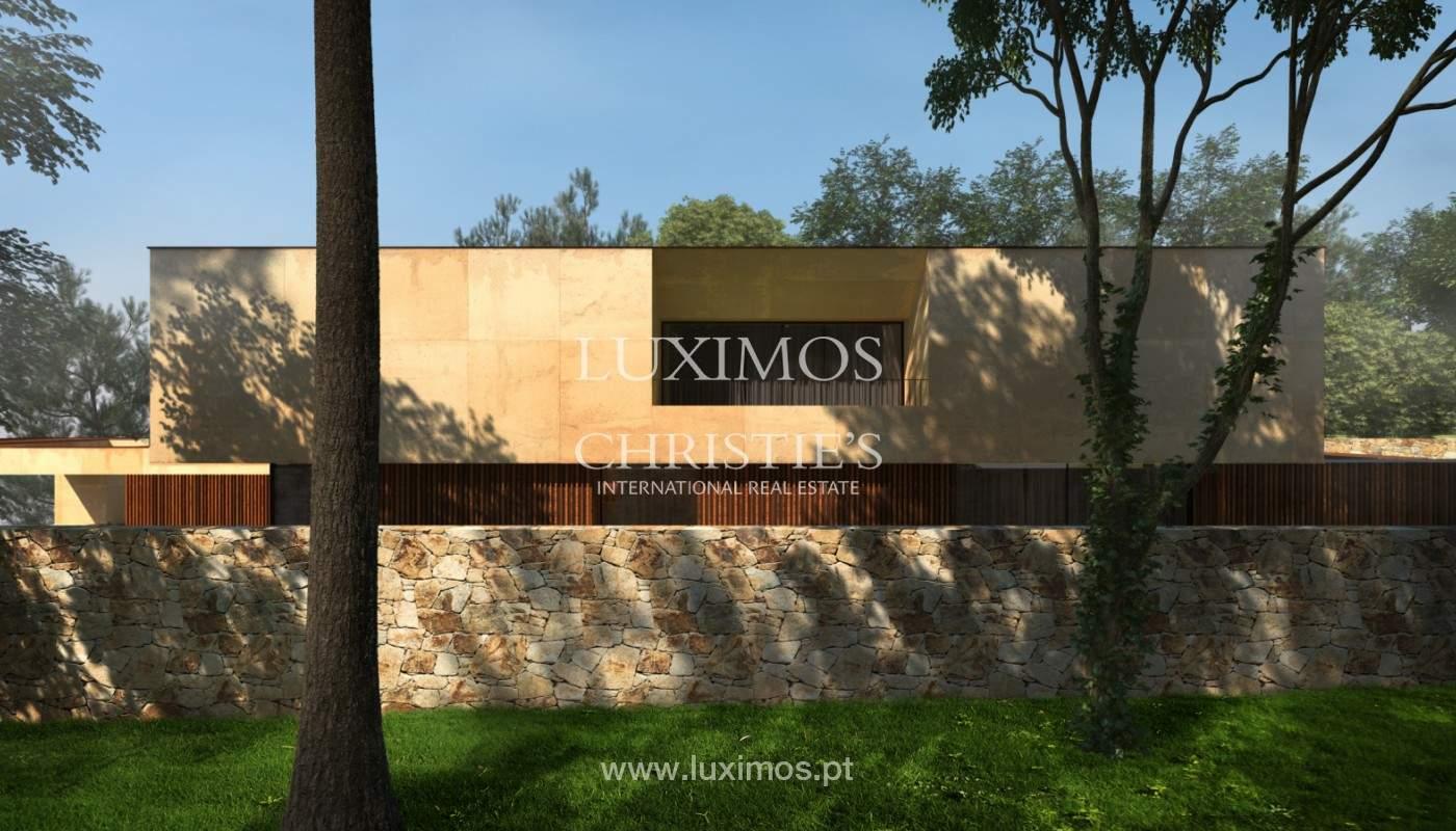 Moradia nova de luxo, com jardins e piscina, para venda, no Porto_161408