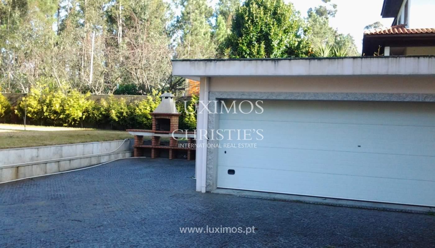 Villa mit Garten, zu verkaufen, in Paredes, Norden von Portugal_161428