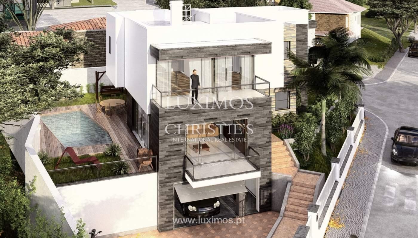 Parcela para construir villa con vista al mar, Armação de Pêra, Algarve_161460