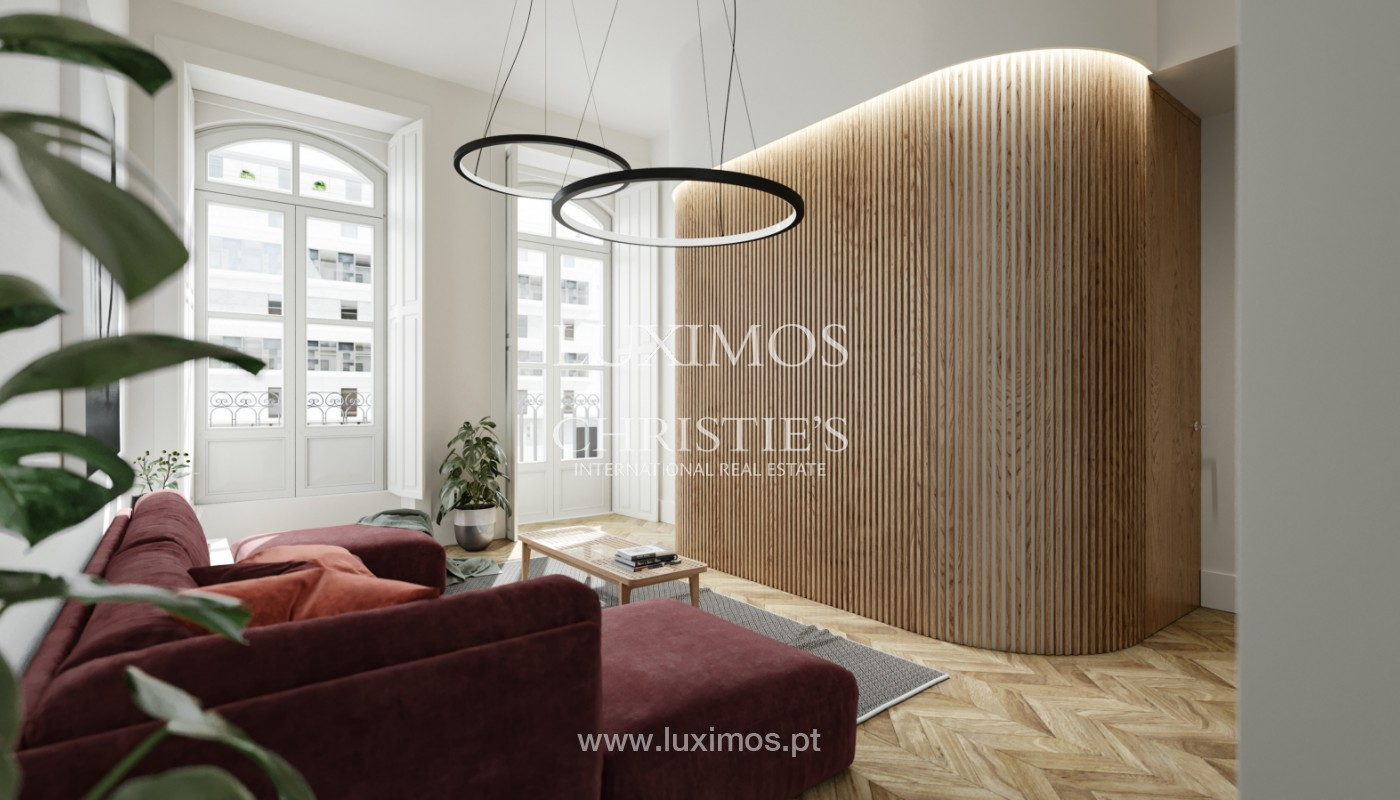 Apartamento nuevo, en venta, centro de Oporto, Portugal_161584