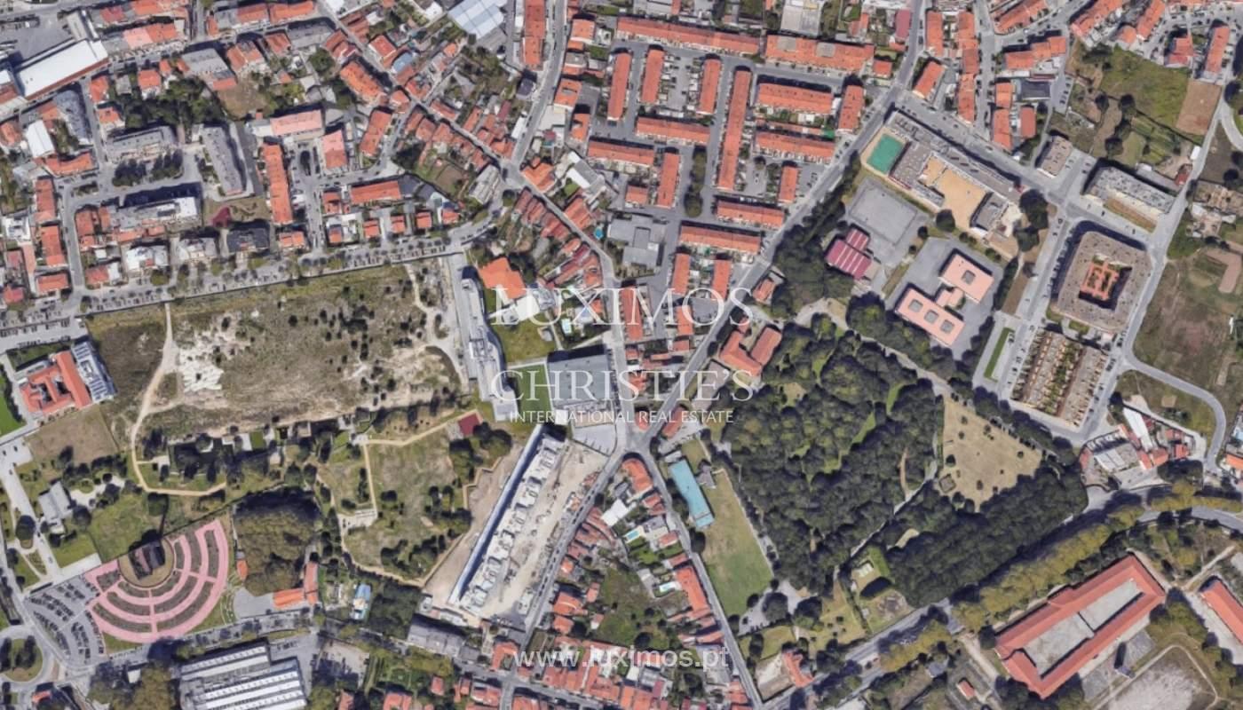 Bâtiment avec PIP pour la construction de bâtiments résidentiels, Matosinhos, Portugal_161618