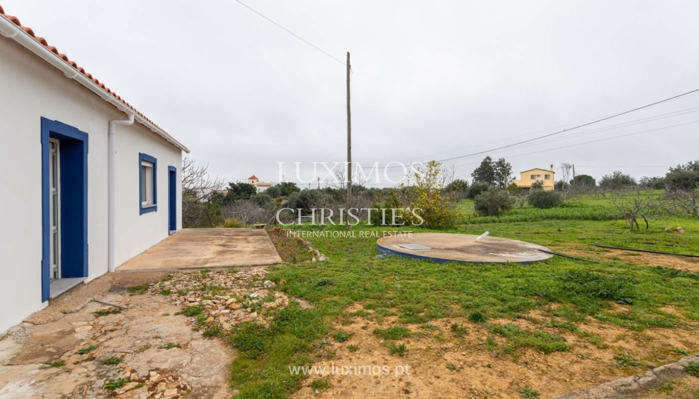 Ferme avec villa de 2 chambres et 2 chalets indépendants, Luz de Tavira, Algarve_161651