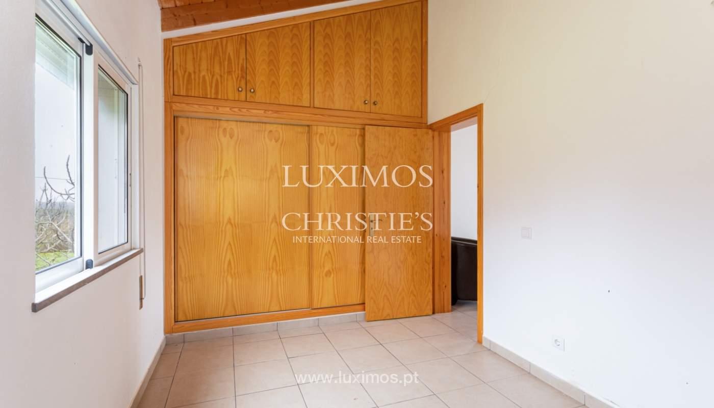 Ferme avec villa de 2 chambres et 2 chalets indépendants, Luz de Tavira, Algarve_161662