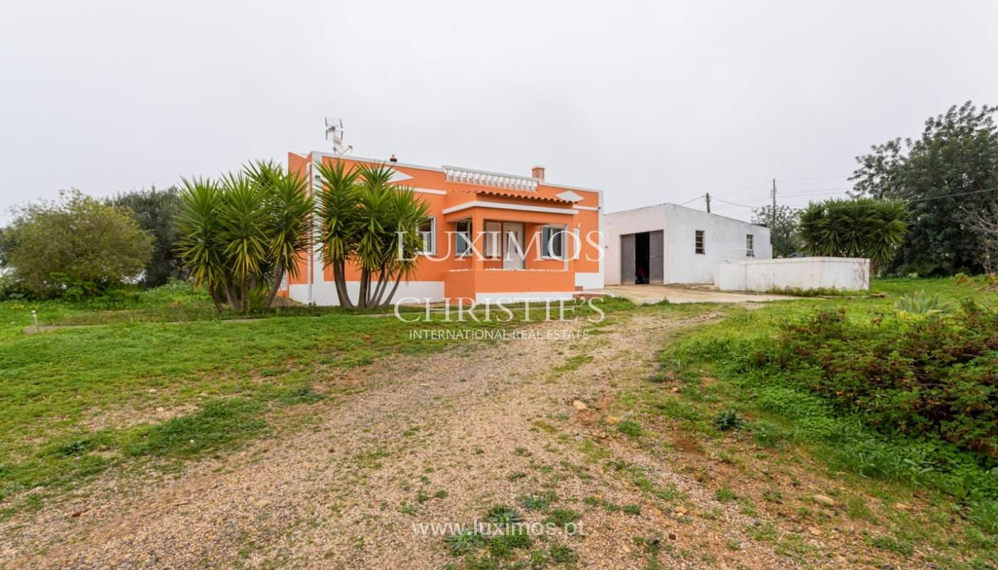 Ferme avec villa de 2 chambres et 2 chalets indépendants, Luz de Tavira, Algarve_161665