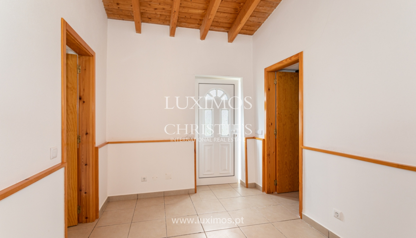 Ferme avec villa de 2 chambres et 2 chalets indépendants, Luz de Tavira, Algarve_161668